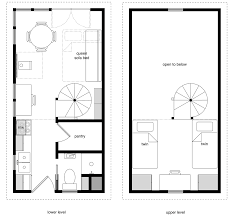 Floor Plans Tiny Homes by