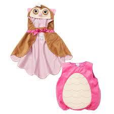 Owl Baby Halloween Costume Koala Kids Girls U0027 2 Piece Pink Brown Owl Halloween Costume