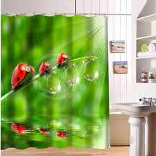 Cheap Modern Shower Curtains Popular Modern Shower Curtains Bathroom Buy Cheap Modern Shower