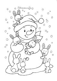 Coloriage Noel gratuit à imprimer