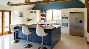 code couleur cuisine design interieur quelle couleur de mur pour une cuisine bleu gris