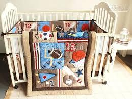 Sport Crib Bedding Sports Nursery Bedding Bedding Sets New Pieces Boy Sport Crib