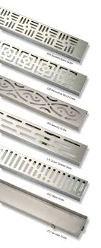 Bathroom Shower Drain Covers Zurn Zs880 Stainless Steel Linear Shower Drains New Products