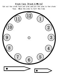 Time Clock Worksheets Rellotge Per Construir Matemàtiques Pinterest Teaching Ideas