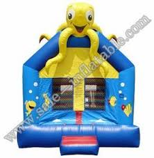 outdoor inflatables bouncers for commercial cheap