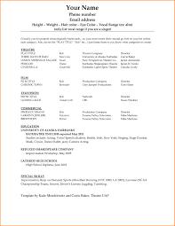 resume format in microsoft word 2007 sidemcicek com