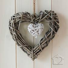 natural and white wicker heart decoration 5 25 a fantastic