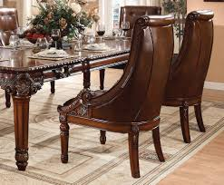 Traditional Formal Dining Room Sets Greco Traditional Style Dining Table Set