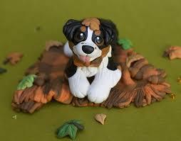 australian shepherd x corgi australian shepherd puppy on a blanket by sculptedpups on deviantart