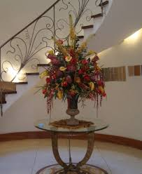 Flower Home Decoration by Home Decoration Large Fake Floral Arrangements For Centerpieces