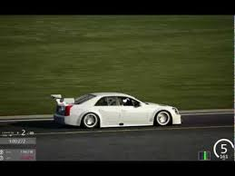 top gear cadillac cts v cadillac cts v racecar top gear test track standing start