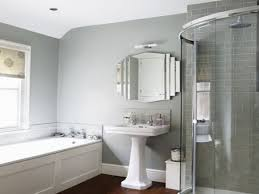 bathroom remodel ideas gray bathroom frameless shower subway