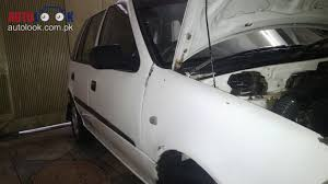2004 suzuki cultus manual saloon cng car for sale
