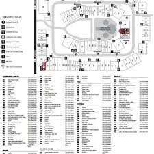 miromar outlet map tanger outlets foley 119 stores outlet shopping in foley