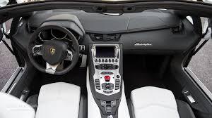 Lamborghini Aventador Headlights - 2014 lamborghini aventador roadster review autoevolution white