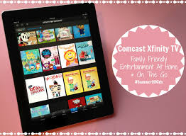Home Xfinity by Family Friendly Entertainment At Home U0026 On The Go With Comcast
