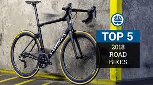 top 5 2018 road bikes youtube