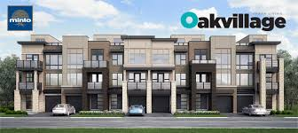 Minto Homes Floor Plans Oakvillage Phase 1 Plans Prices Availability