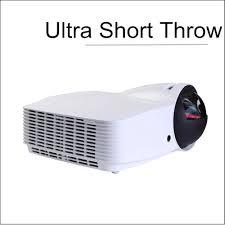 ultra short throw projector home theater aliexpress com buy nierbo outdoor projector 3d short throw