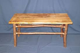 native twig furniture tables