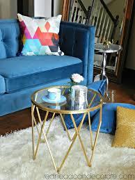Teal Color Sofa by My Teal Blue Velvet Sofa