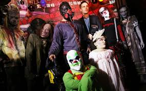 dragon city halloween island 2014 us haunted house brings halloween horror to hong kong south