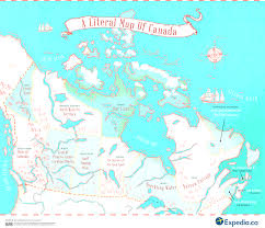 A Map Of Canada by Canadian Provinces And Territories Compared To Countries Of A