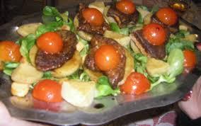 cuisiner foie gras frais recette foie gras frais sur fond d artichaut 750g