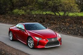 lexus new sports car 4 things to consider about the new 2018 lexus lc500 photo u0026 image