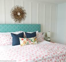 our coral navy u0026 teal master bedroom u0026 ensuite the happy housie