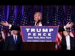 donald trump presiden amerika full pidato kemenangan donald trump sebagai presiden amerika serikat