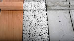 Concrete Reception Desk Architects Independent The Concrete U0026 Wood Strip Table
