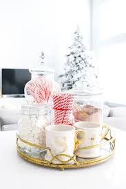 easy christmas home decor ideas 30 easy diy christmas craft ideas on a budget wholiving
