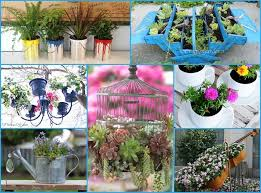 Container Gardening Ideas Unique Container Garden Ideas