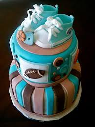 baby shower for boy cake ideas home design inspirations