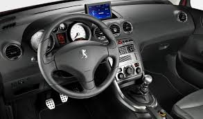 peugeot 308 interior mostcar123321 geneva preview peugeot 308 gt with 175 hp 1 6