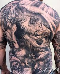 Back Pieces Tattoos Collection Of 25 Back Design