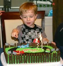 cars birthday cake mom vs the boys