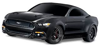 Mustang Black Traxxas Ford Mustang Gt An American Icon