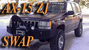 manual jeep cherokee everything you need to swap an ax15 manual transmission into a