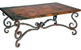 wrought iron pedestal table base dining room small wrought iron garden tables rod iron and wood