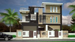 Indian House Exterior Design