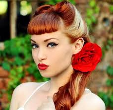 rolling hair styles amazing vintage up do hairstyle for women hairstyle for women