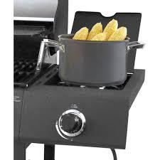 backyard grill 4 burner gas grill with side burner walmart com