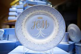 wedding plates for sale commemorative china marking prince harry and meghan markle s