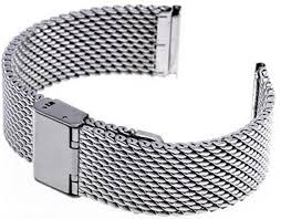 mesh steel bracelet images Best third party wristbands for the lg watch urbane android central jpg
