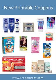 new printable coupons nivea bic razors purina l u0027oreal charmin
