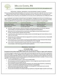 resume example 55 simple nursing resumes 2016 sample resume