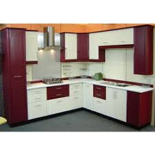 Rubberwood Kitchen Cabinets Modular Kitchen Cabinets Manufacturers Suppliers U0026 Dealers In