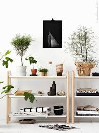 Ikea Ps 2017 Storage Unit Ikea Ps 2017 Bokhylla I Massiv Bok Och Pulverlackade Vita Hyllplan